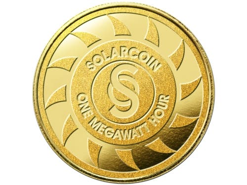 SolarCoin Is A Cryptocurrency Earned By Generating Solar Electricity