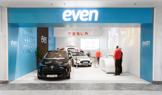 EVEN Electric + Microsoft Sweden Team Up To Sell Electric ...