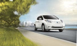 photo image Green Mountain Power Offers $10,000 Rebate On Nissan LEAF