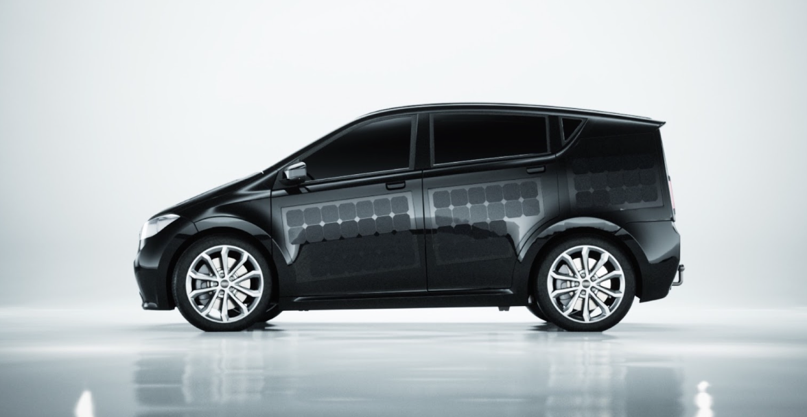 Cadillac Elr For Sale >> Sono Motors Unveils The Sion Prototype | CleanTechnica