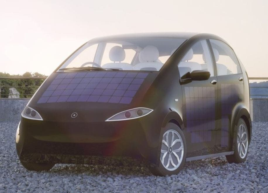 Solar Powered Car From Sono Motors Will Be Unveiled July