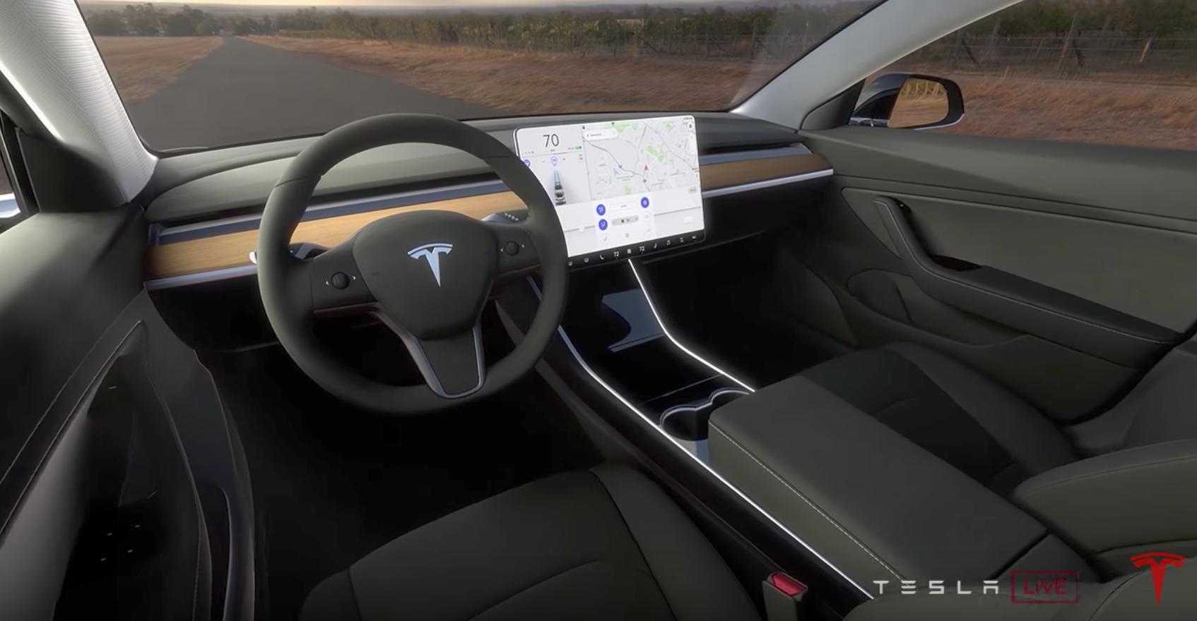 Tesla Model 3 To Crush BMW, Audi, Mercedes, Acura, Lexus