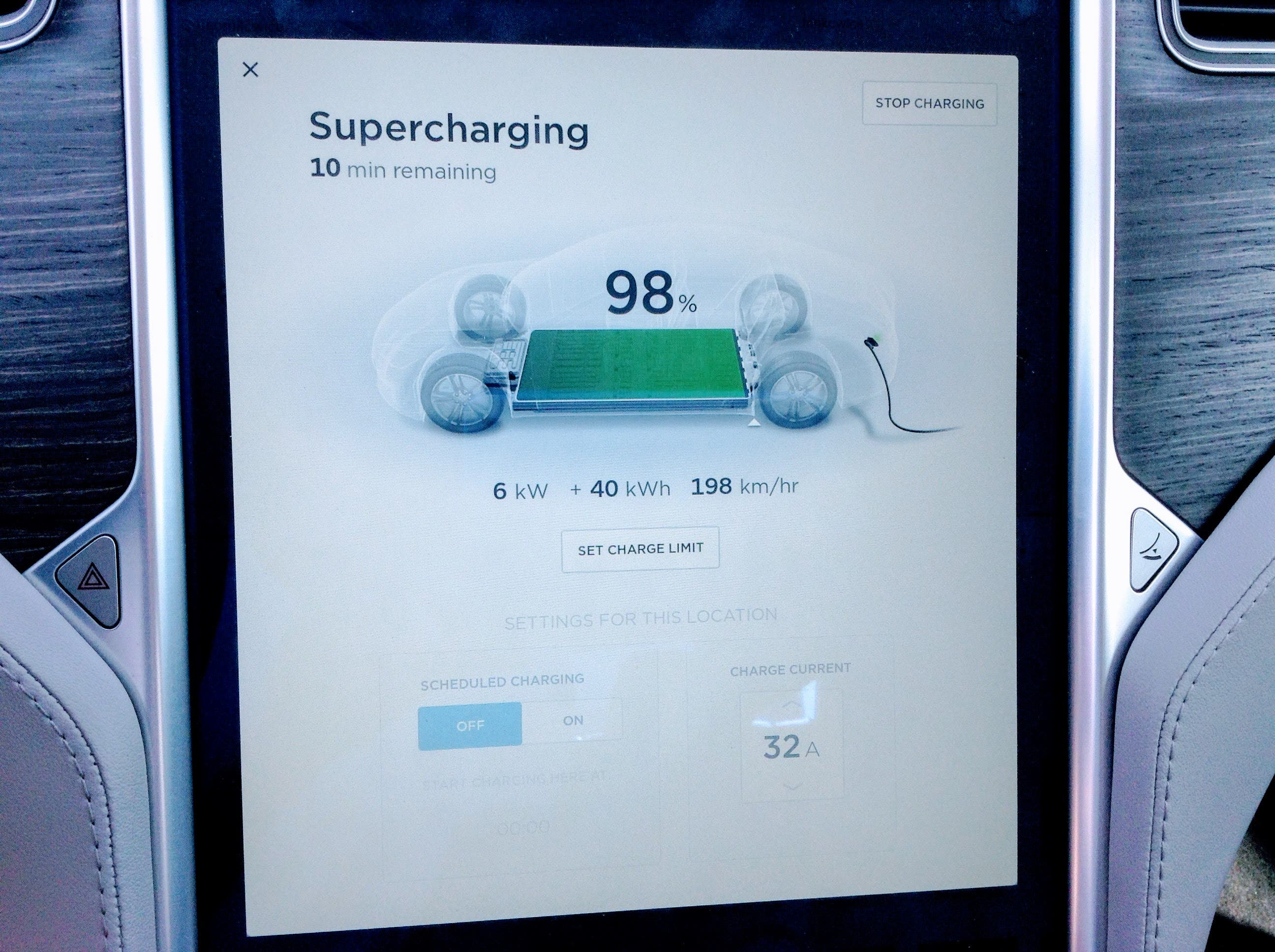 Trip Charge Calculator Tesla Smart Navigation Is Brilliant 3 Tips Cleantechnica