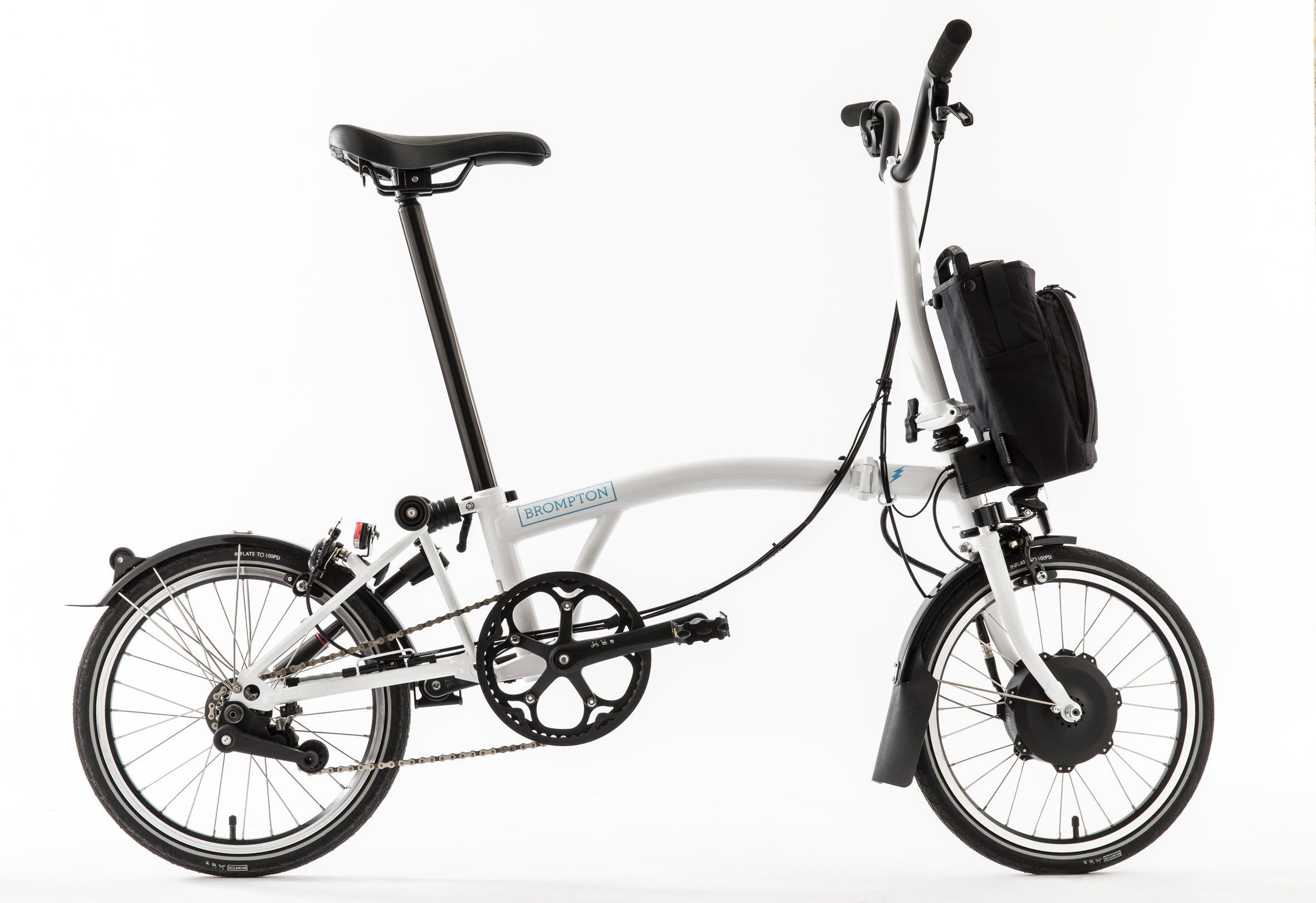 The Company Says Its Folding Electric Bicycle Is Most Technically Advanced Model It Has Ever Produced We Ve Spent Five Years Taking Williams Racing
