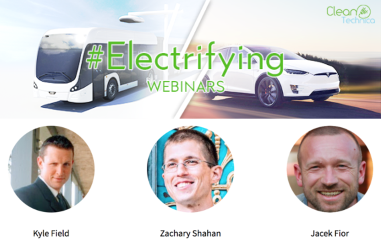 Tesla Shuttle To Attempt World Record In Electric Driving Distance (#Electrifying Webinar)
