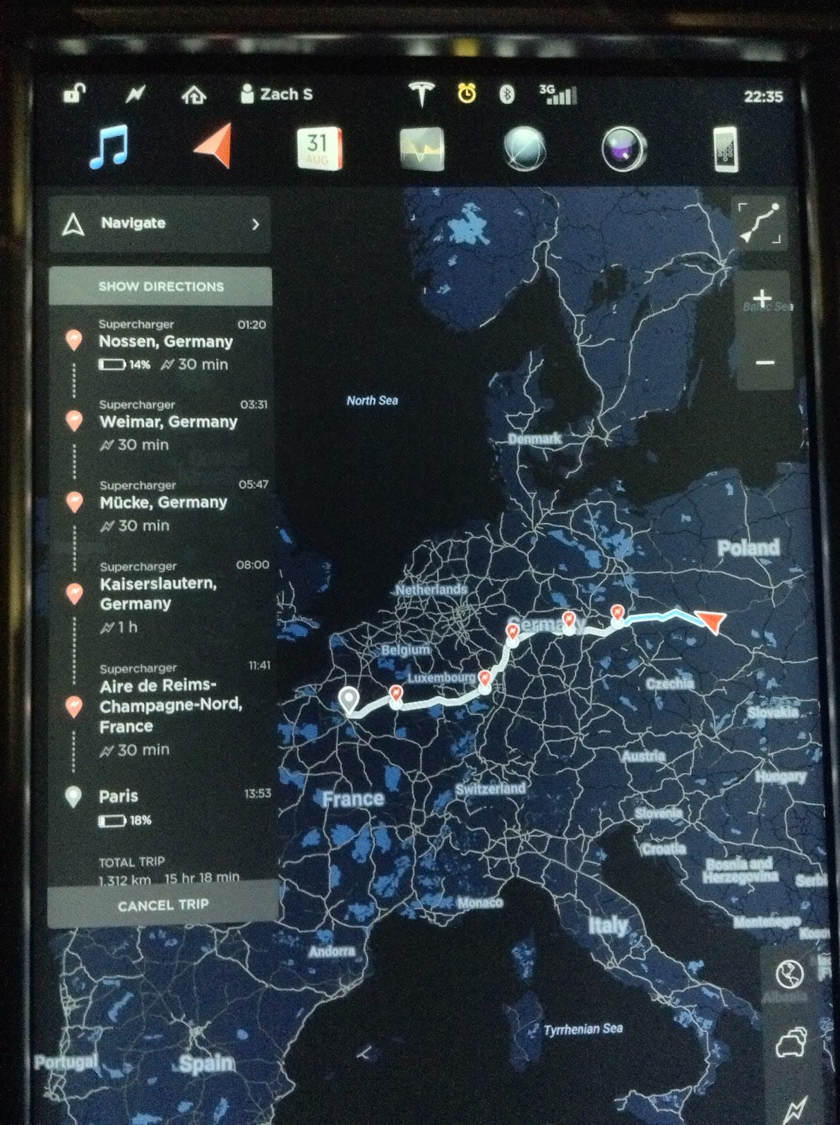 Tesla Navigation Review — More Goods & Bads | CleanTechnica
