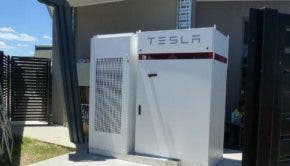 Tesla battery storage Queensland