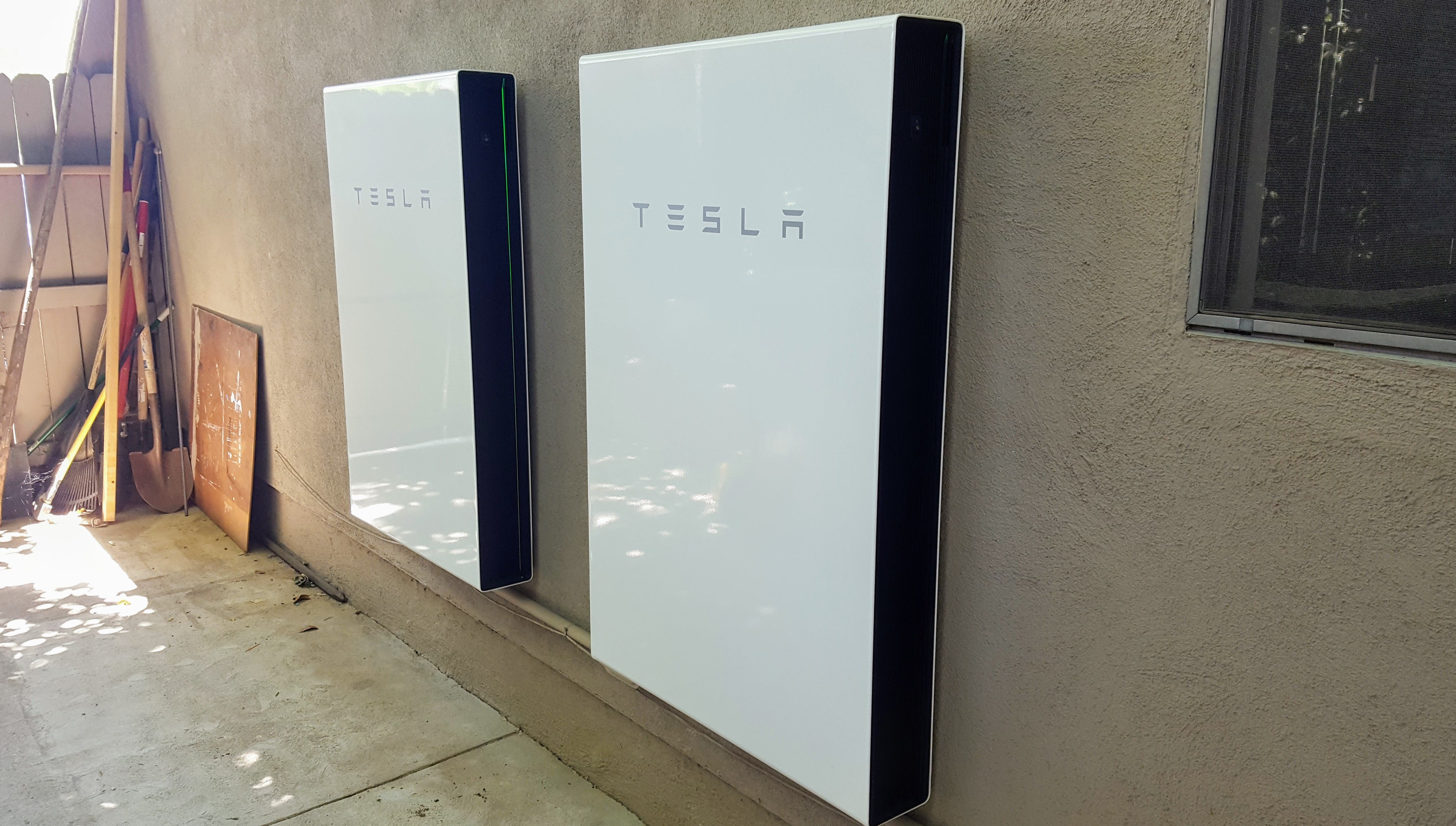 Double Tesla Powerwall Installation Lessons Learned