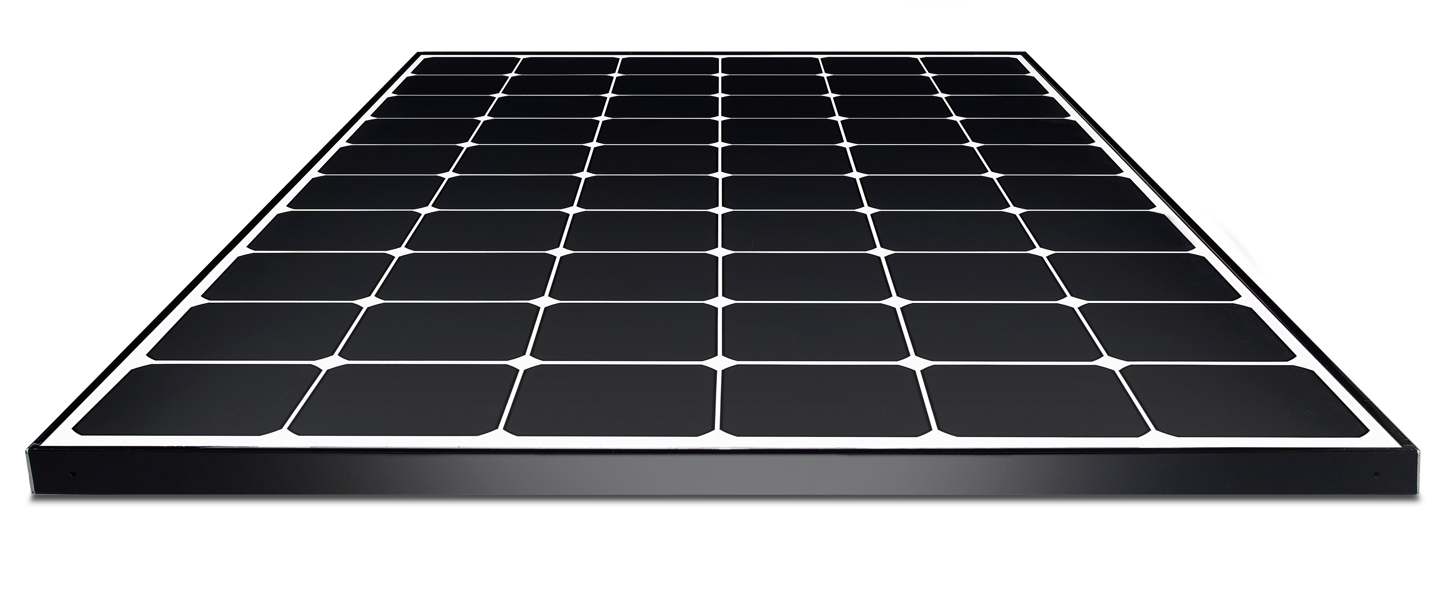 Lgs Brings New High Efficiency Residential Solar Panels To