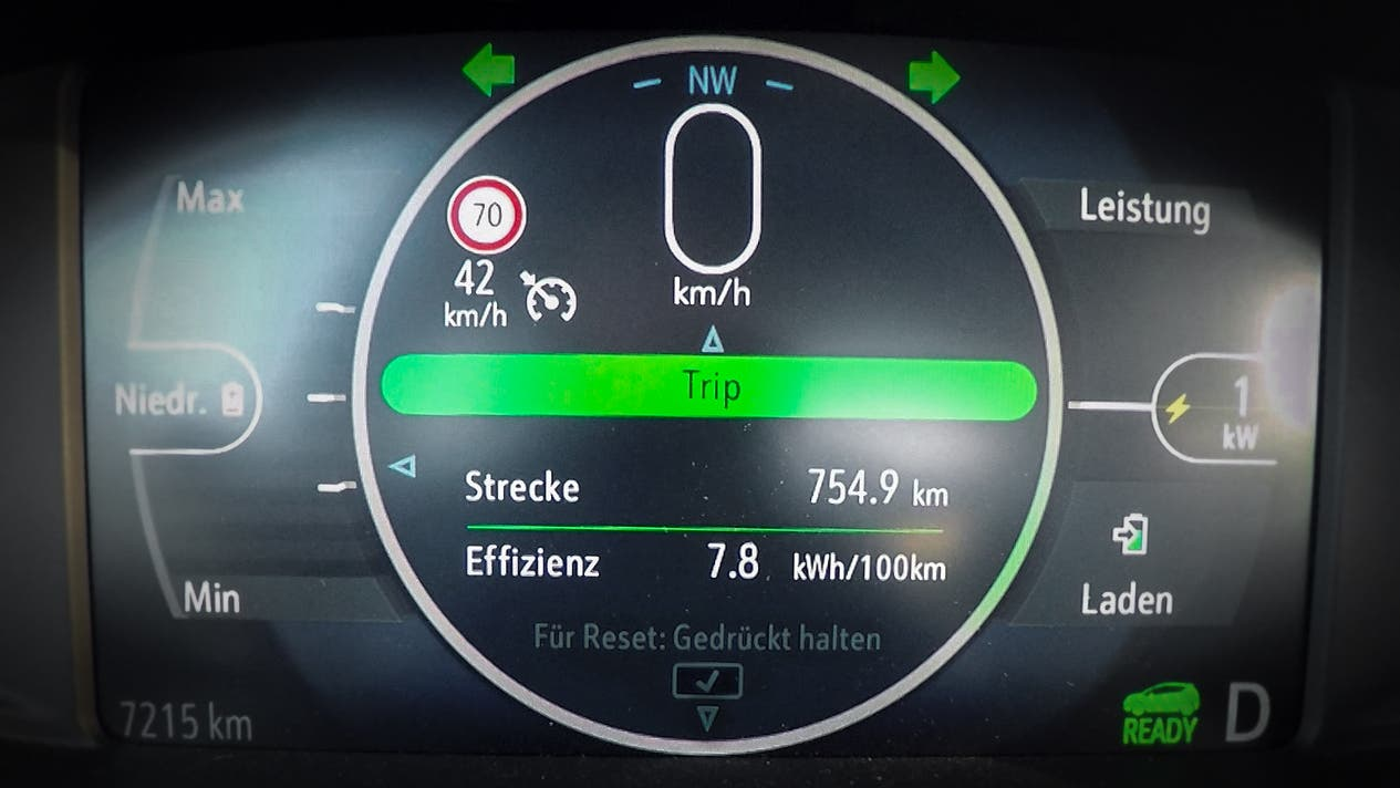 How To Drive 755 Kilometers On One Charge In An Opel Ampera E