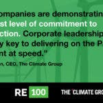 Estée Lauder & Kellogg Among New RE100 Members In Advance Of Climate Week NYC 2017