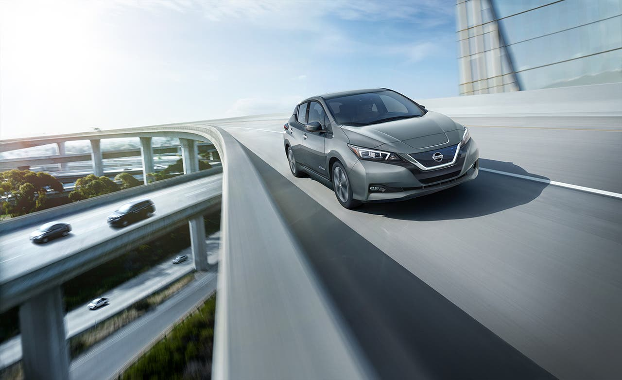 Sportier Leaf That Carries Forward Some Of The Design Elements From Nissan Ids Concept Without Similarly Alienating Consumers By Going Full Bore