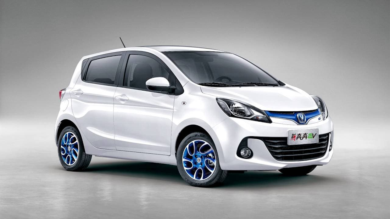Chongqing Changan To Stop Selling Non-Electric Cars From 2025