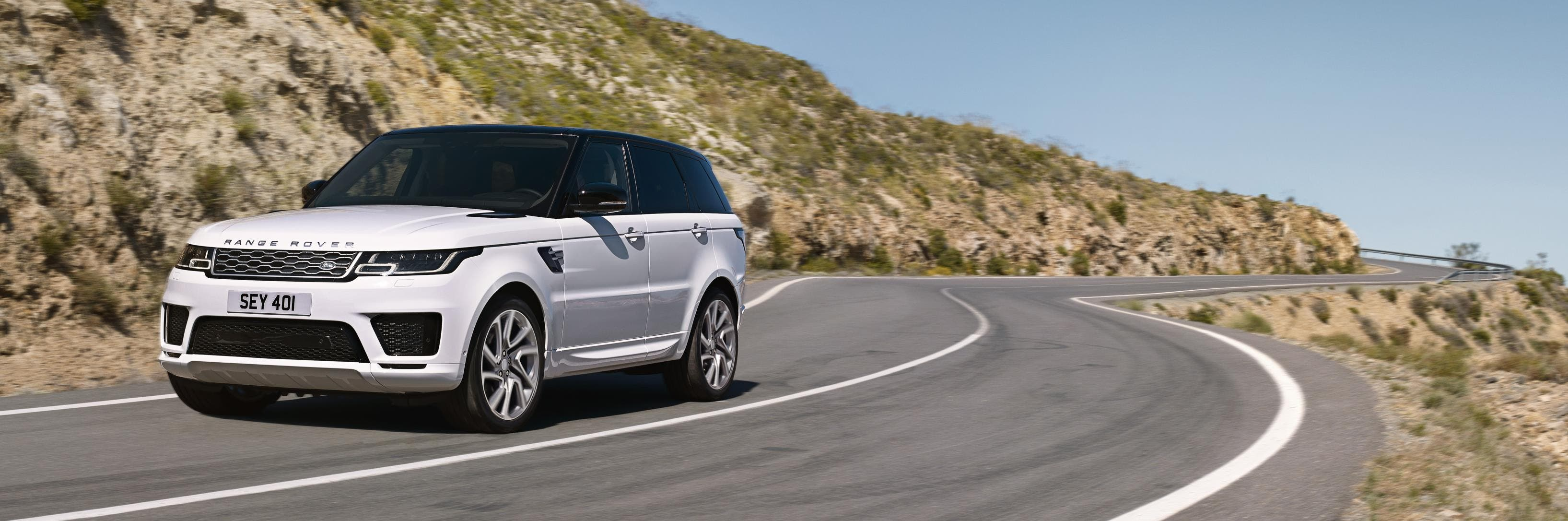 Range Rover S First Plug In Hybrid Offering The Sport P400e Has Been Granted An Nedc Rating Of 31 Miles Per Charge And A Fuel Economy