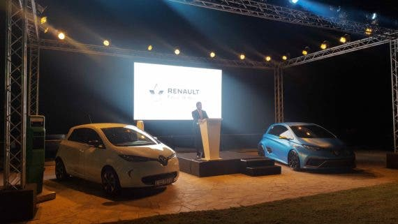 Renault Zoe 40 launches in the UAE