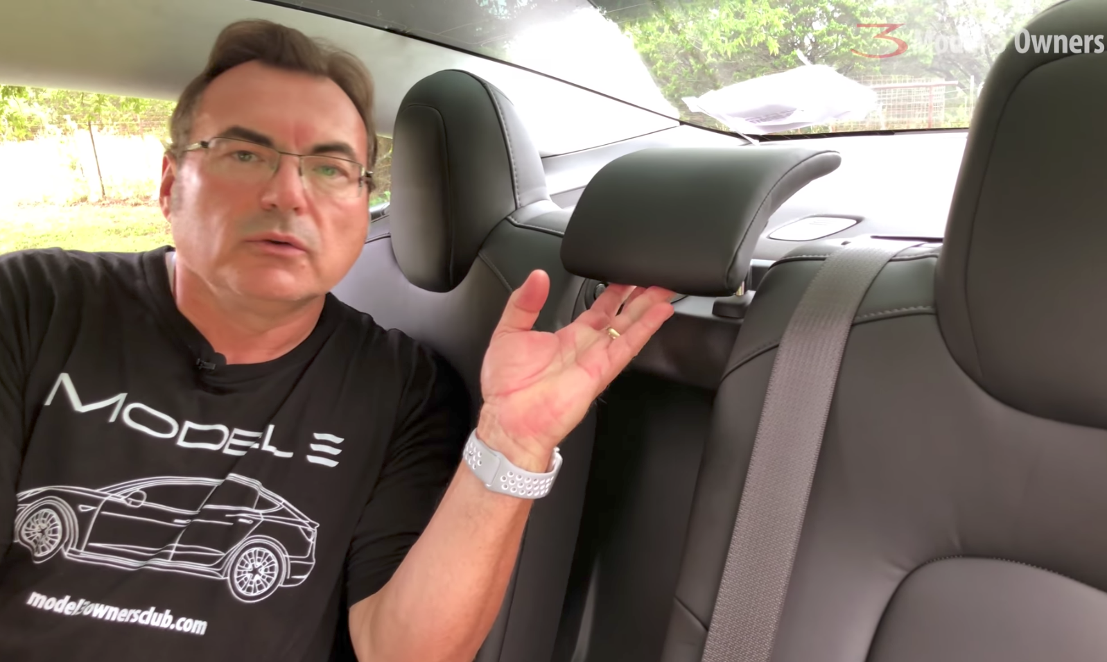 2017 Spark Chevy >> Tesla Model 3 Interior, Touchscreen, Center Console ... (Model 3 Owners Club Deep Dive Part 2 ...