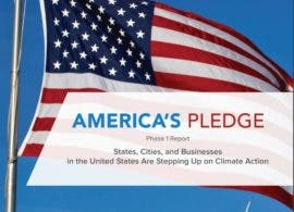 America's Pledge report COP 23 summit