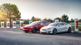 Tesla Supercharger Arlington Texas