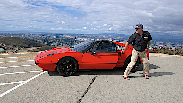 ElectricGT Ferrari 308 Conversion