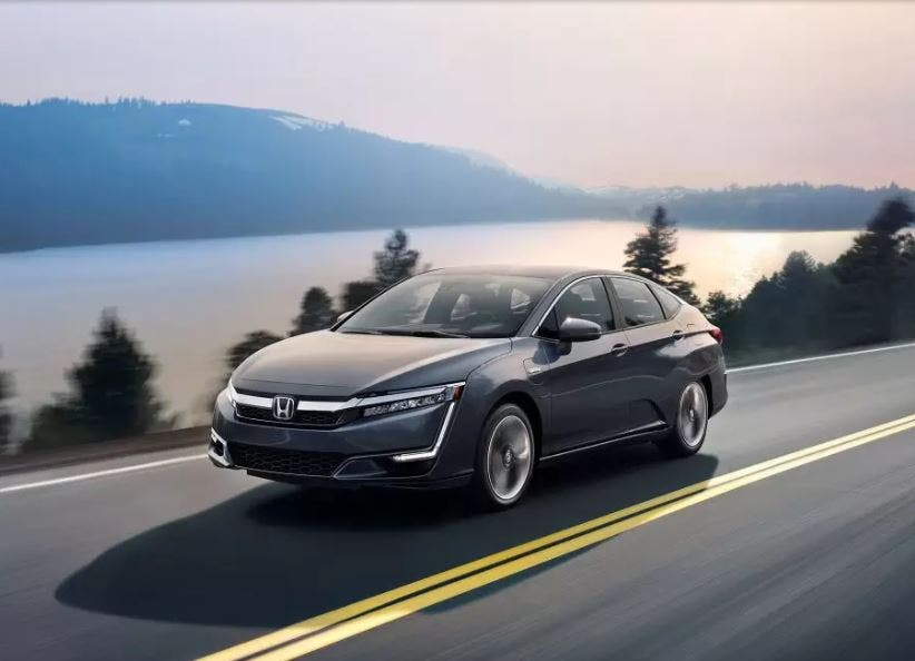 For The Rest Of You Clarity Is Honda S Latest New Model Designed From Ground Up As An Ev It Comes In Three Flavors Fuel Cell 100 Battery