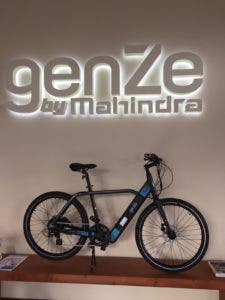 New GenZe e-201 E-Bike