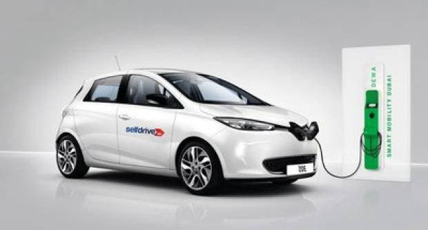 The Al Plan Is For All Electric Renault Zoe A Car Slightly Smaller Than Nissan