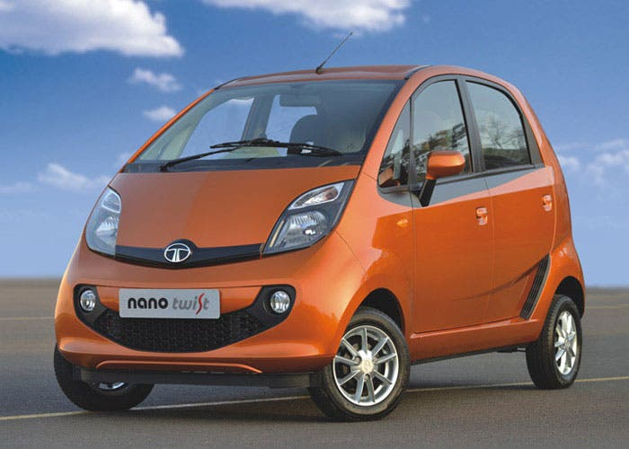 The world's 10 cheapest cars