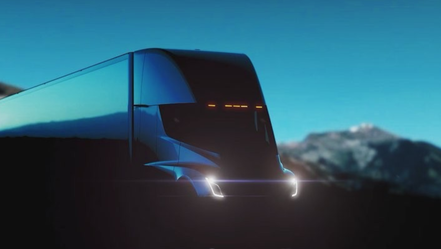 2017 Ford Vs Chevy >> Tesla Semi Truck — 8 Questions | CleanTechnica