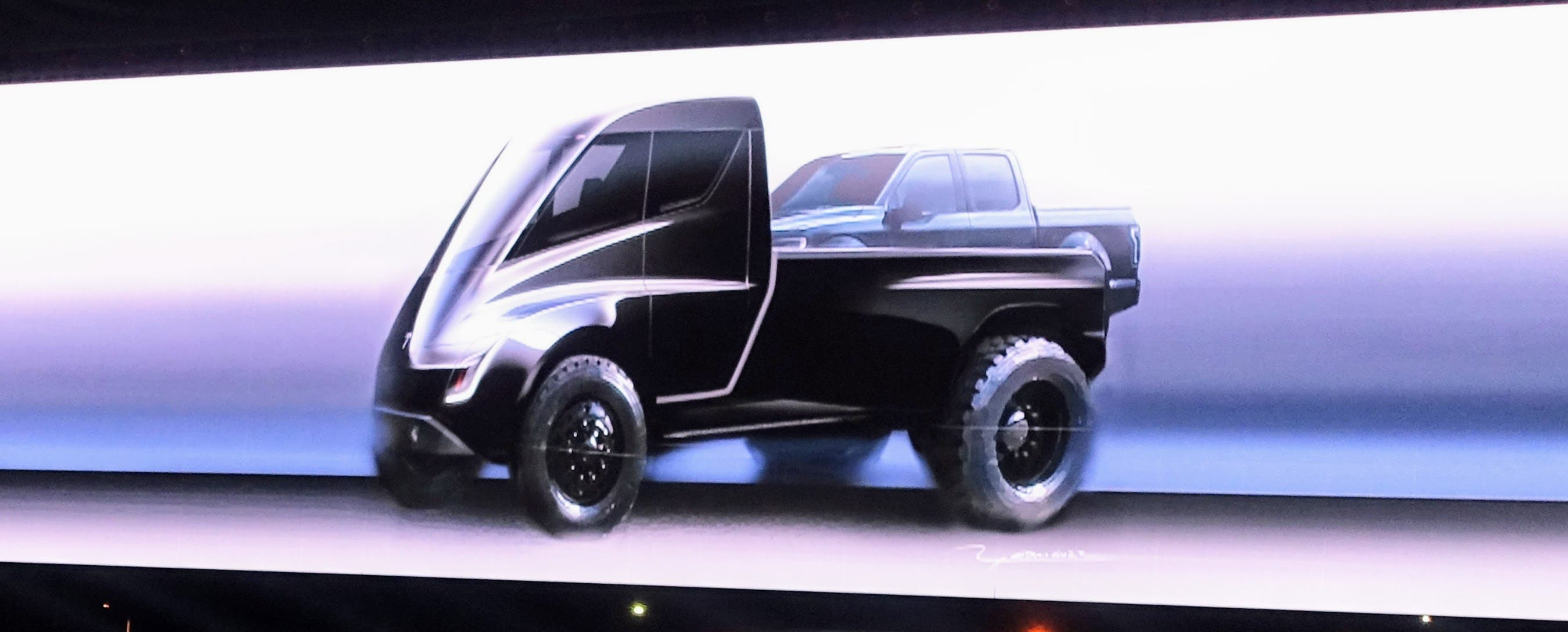 Elon Musk Solicits Input For The Tesla Truck As It Gets Serious About Electric Pickup Elontweets