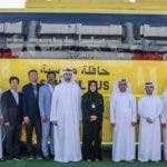 Emirates Transport Launching First All-Electric School Bus In Region
