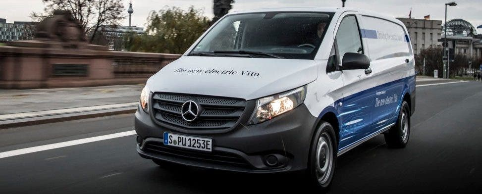 95a4d876b4 The Mercedes-Benz eVito is another all-electric delivery van that hasn t  actually been released yet but still seems worth highlighting here.