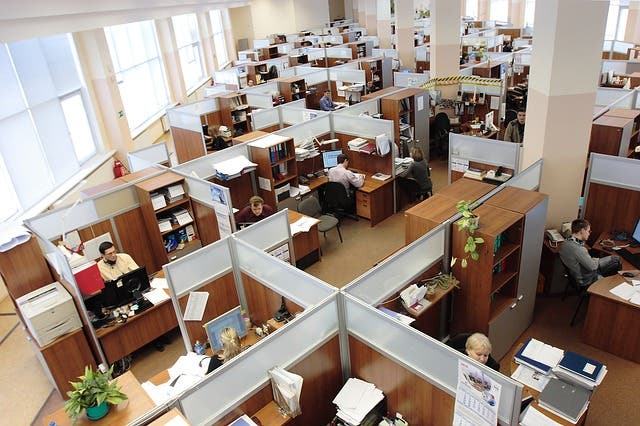 sustainable office decommissioning for office furniture