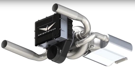 wrightspeed fulcrum microturbine generator