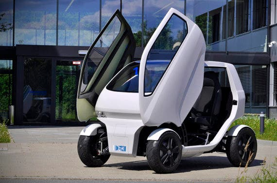 EO Smart Electric Car 2