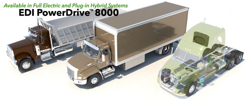 Curly Available Plug In Electric Heavy Duty Semi Truck Models Retrofits