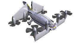 Lindberg VerdeGo Aero flying taxi
