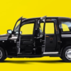 London Gets New Electric Taxis