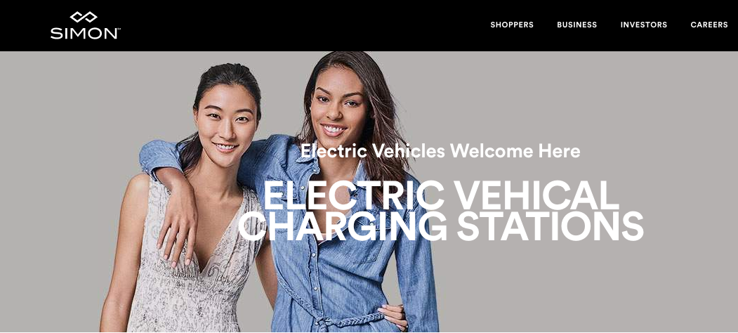 Factory Outlet Malls: One Of The Keys To Building Out Interstate EV