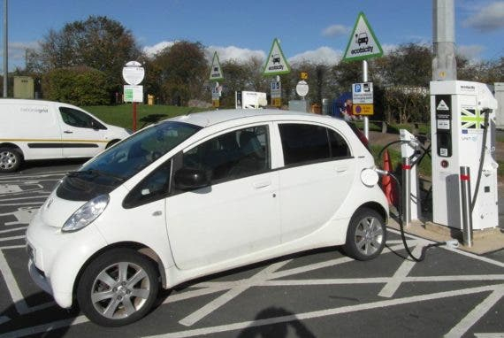 Ecotricity Car Charging Cost