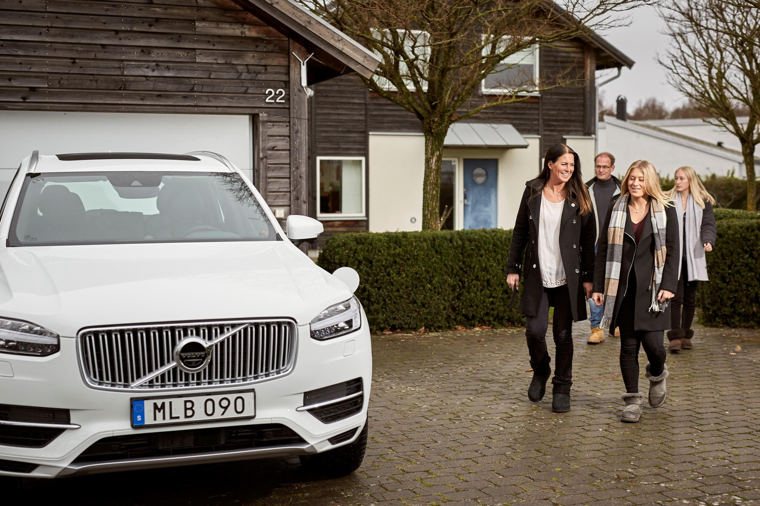 Volvo Cars Rolls Out