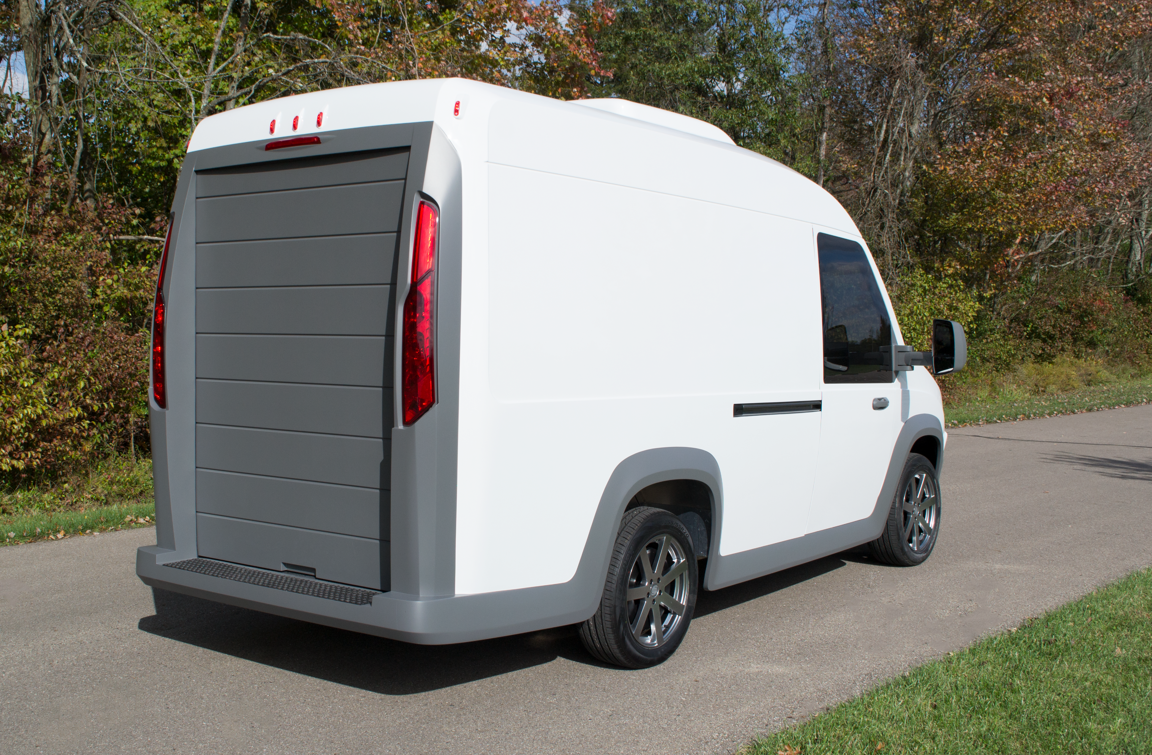 Workhorse Is A Leader In Making Low And Zero Emissions Commercial Vehicles Its W 15 Plug Hybrid Pickup Truck Optimized For Use By Utility Companies