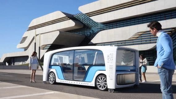 electric mobility automation