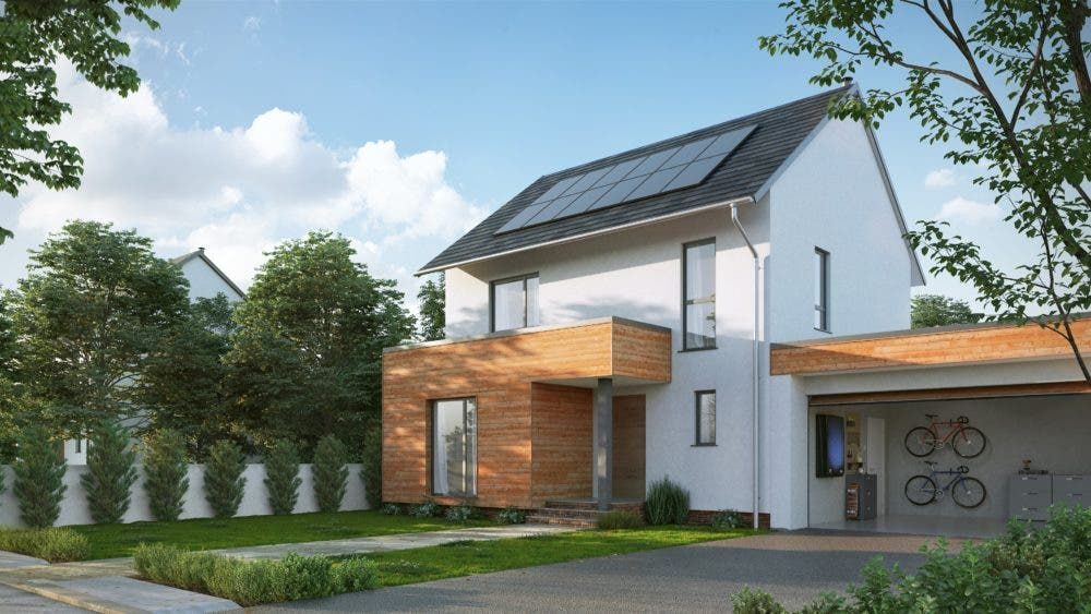 Nissan Launches Nissan Energy Solar: All-In-One Energy Solution For UK Homes