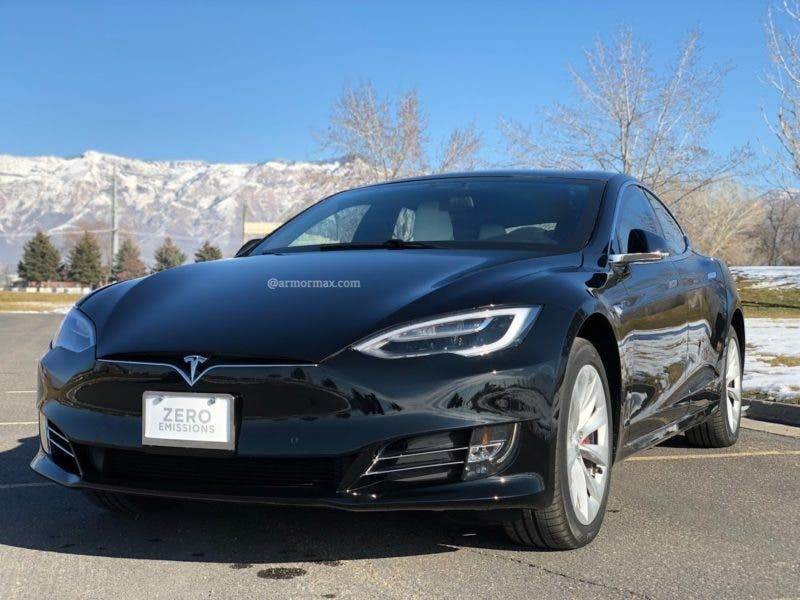 lightweight armoring for tesla model s by armormax cleantechnica. Black Bedroom Furniture Sets. Home Design Ideas