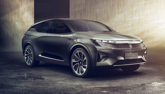 Byton Concept electric SUV