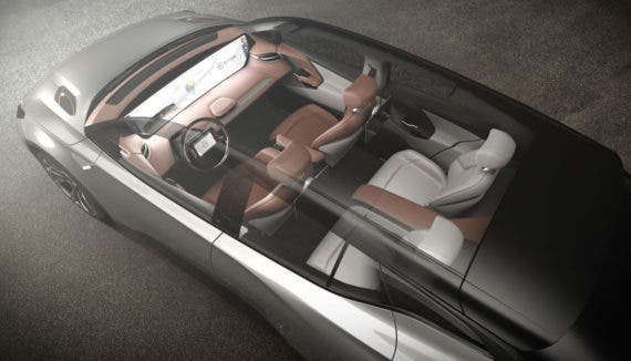Byton electric SUV