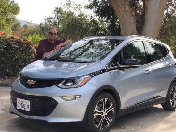 GM plan for electric cars