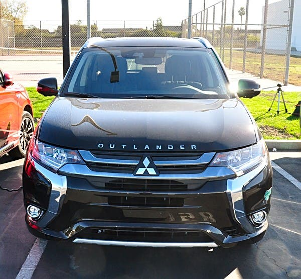 Mitsubishi Outlander PHEV CleanTechnica Test Drive