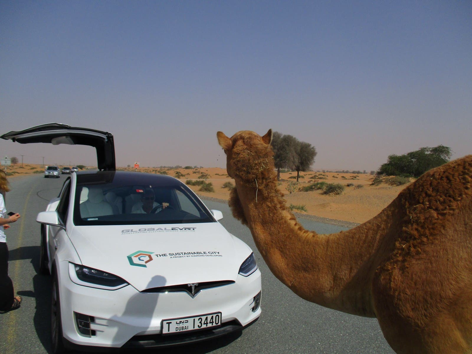 Tesla Vs Chevy Bolt Lessons Learned From 1 Week Driving Electric Cars In Uae Supercharger