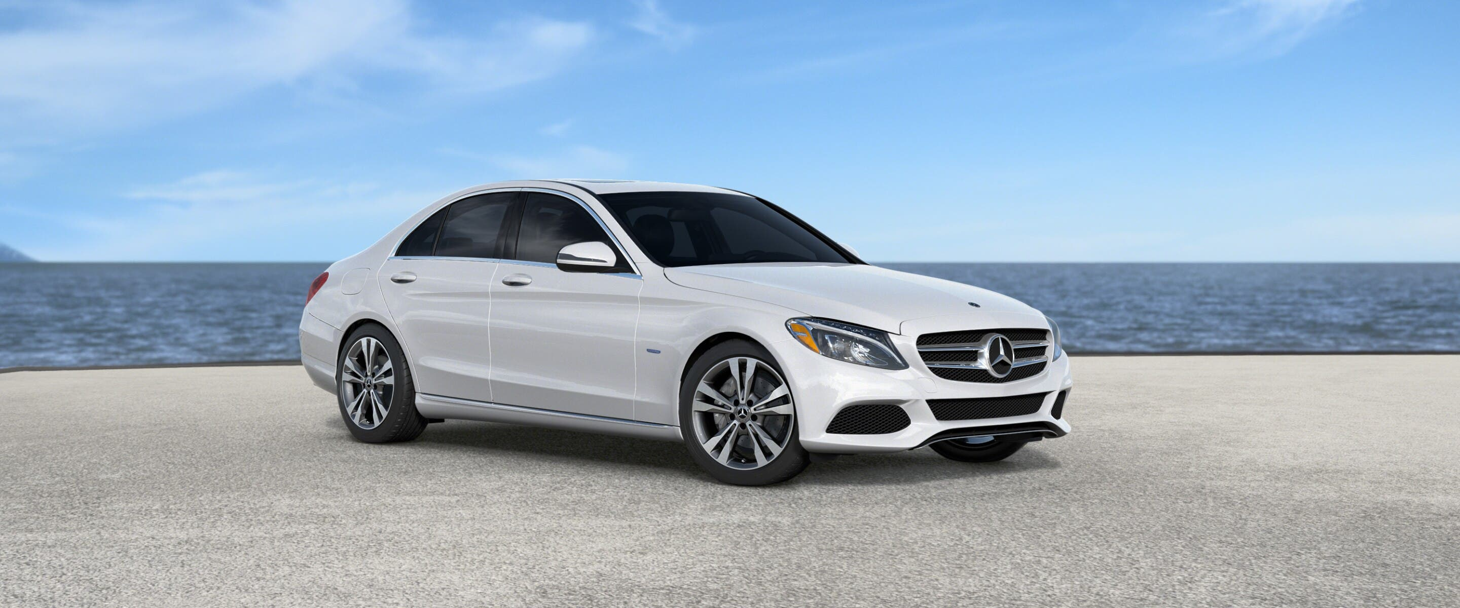 The 2018 Mercedes Benz C350e Phev Features A Real World All Electric Range Of Just 9 Miles Per Full Charge 51 Mpge Combined Gas Energy Fuel Efficiency